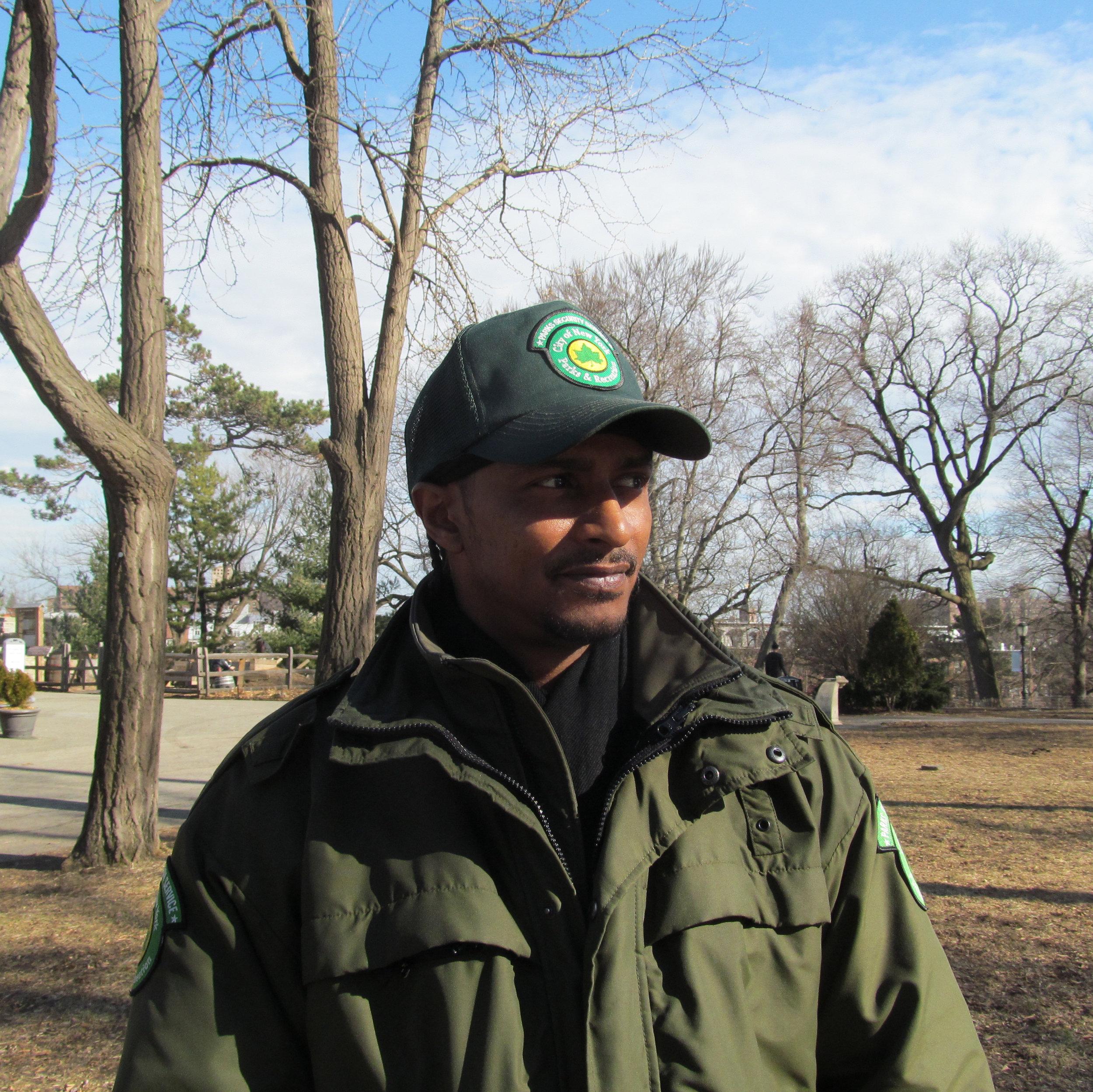 Officer Esmeraldo Maldonado