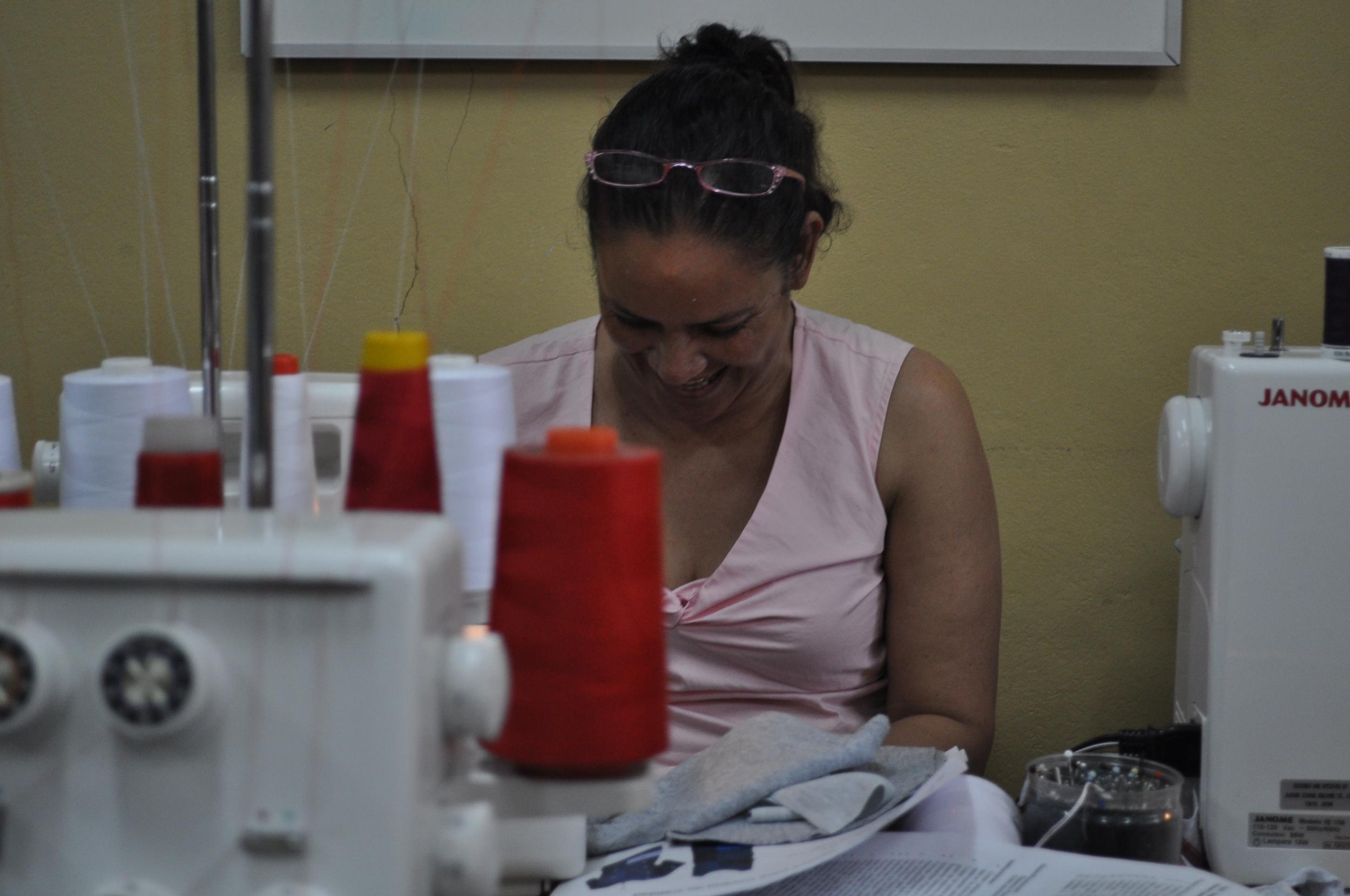 working on LIZALIG production 2012