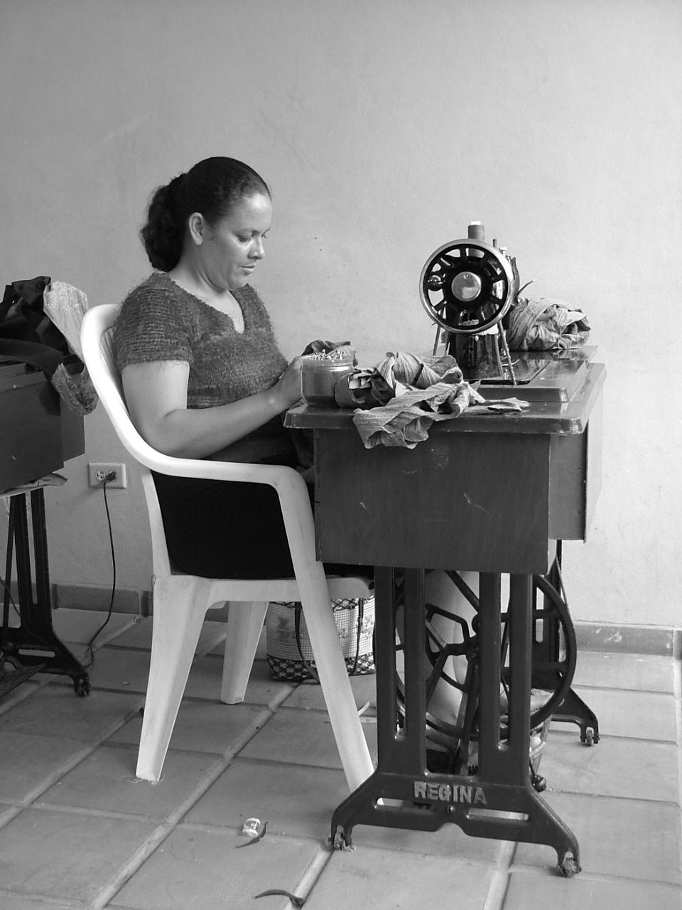 2006 beginning her work with Mi Esperanza