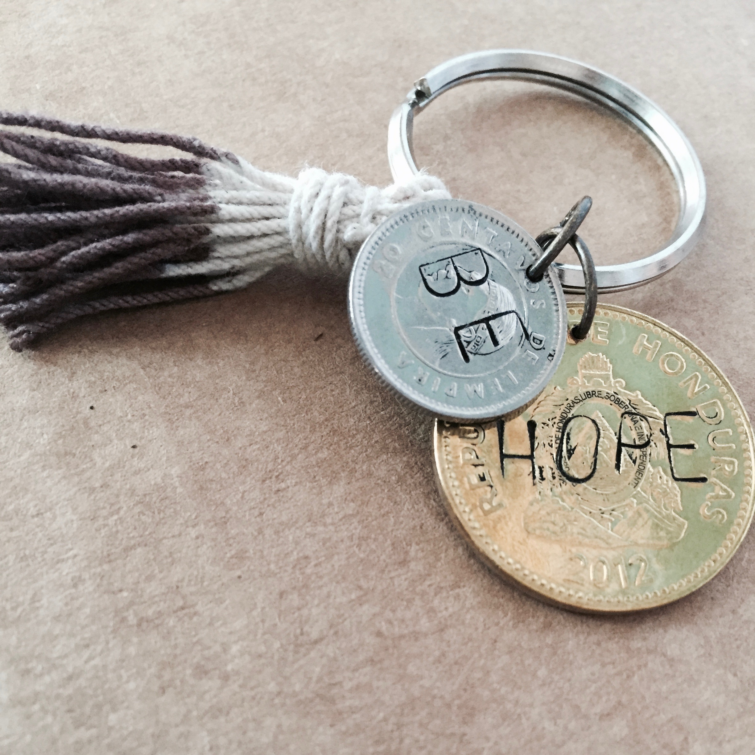 2016 Summer Campaign {BE HOPE} Key Chain