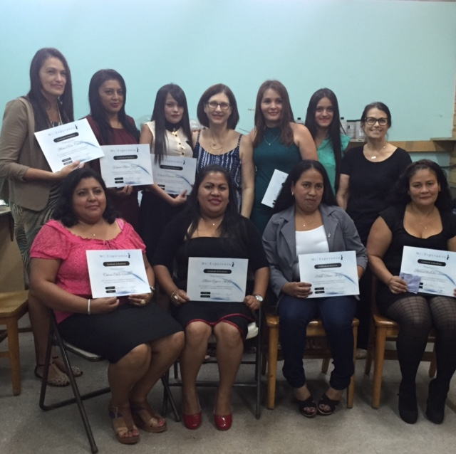 Our first jewelry graduations summer 2016