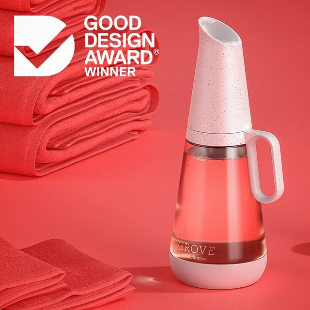 We're very proud to have won another GOOD DESIGN AWARD last week! @gooddesignaus This year, we entered the GROVE laundry bottle, an iconic and sustainable solution, designed to stem the tide of plastic household waste. #productdesigner #productdesign #industrialdesign #industrialdesigner #id #designlife #minimal #design #product #designer #gooddesignaward #minimalist #minimalism #designprocess #prodeez #nowyprodukt #designstudio#inspiration #gooddesign #designinspiration #icon #iconic #creative #designer #render #newwork #housewares #keyshot #instadesign #australiandesigner