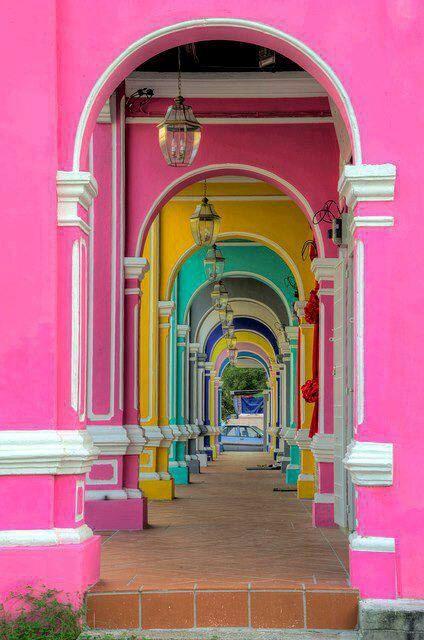 Rainbow Arches