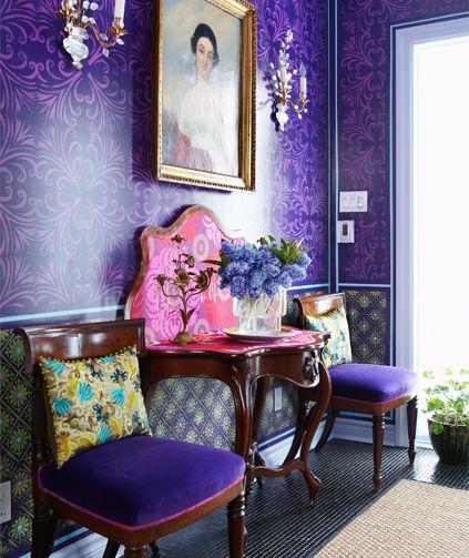 Regal Purples