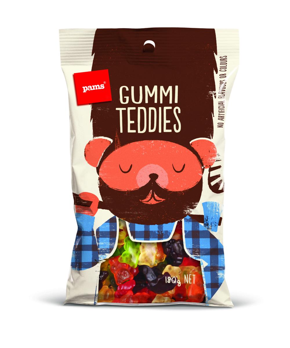 Gummi Teddies
