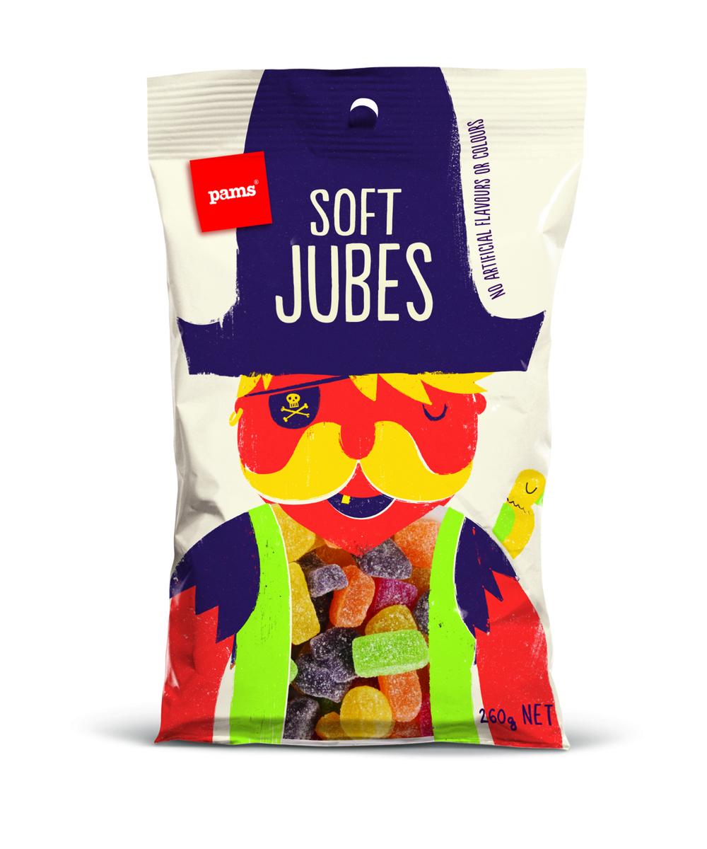 Soft Jubes