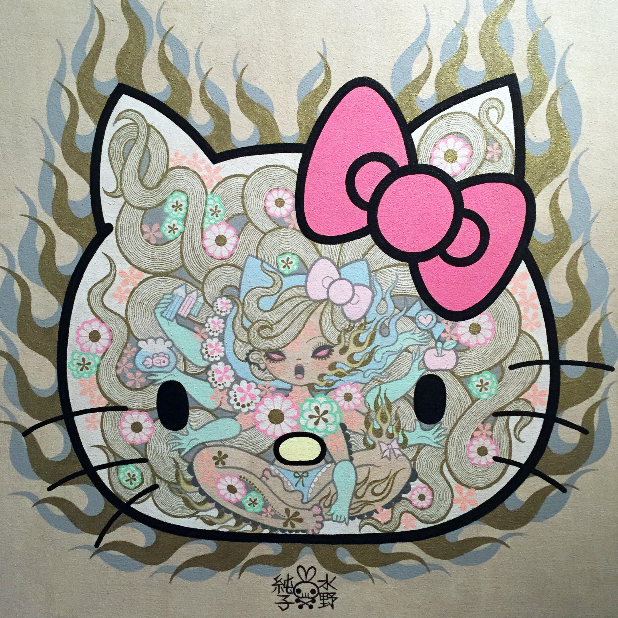 Junko Mizuno - Hello Kitty Fanatic