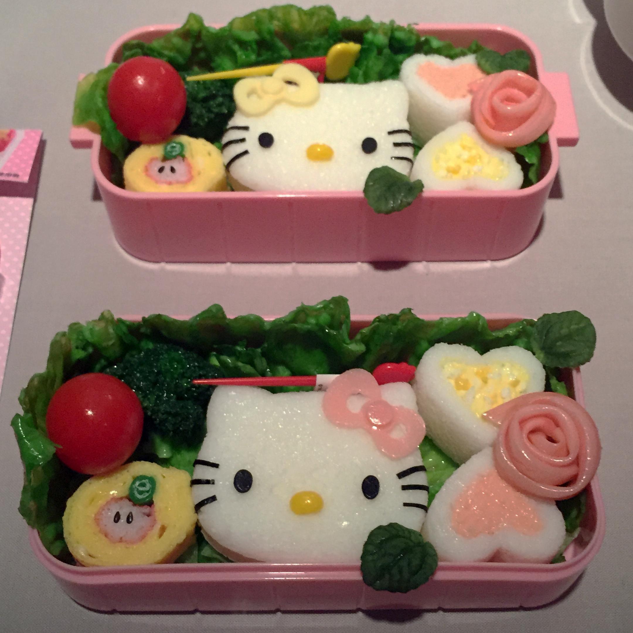 Hello Kitty Bento Boxes