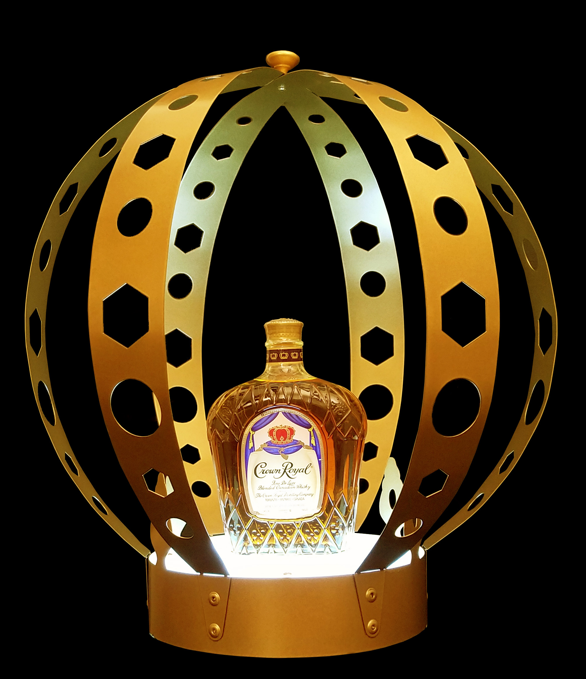 Crown Royal Crown Back Bar Display.jpg