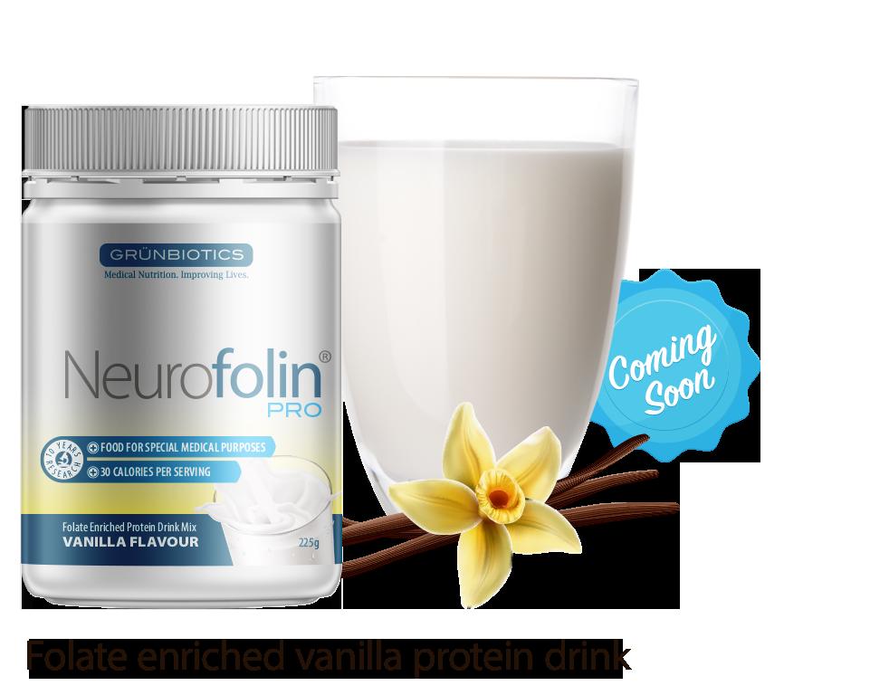 Neurofolin Vanilla