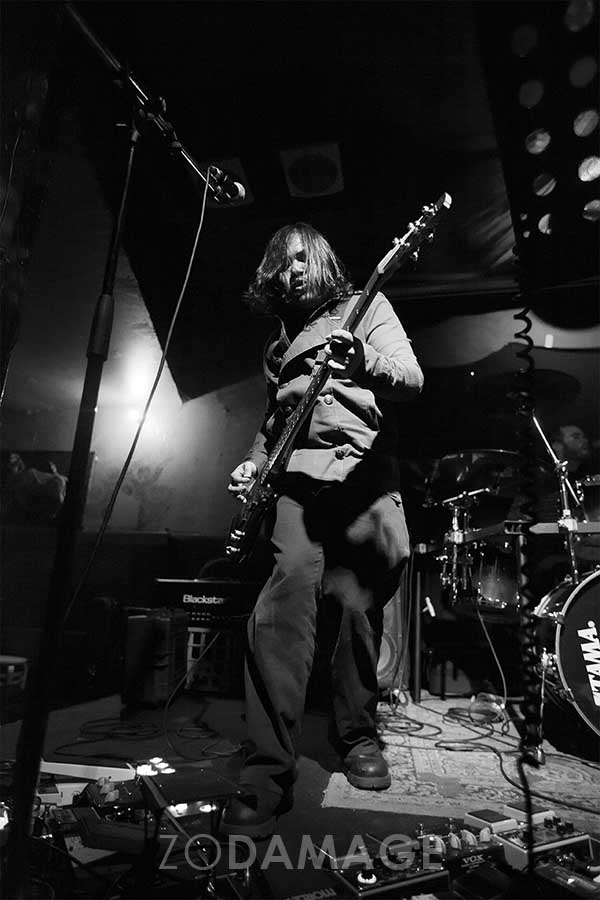 18 March 2016 – Virtruvian at Last Chance Rock'n'Roll Bar, North Melbourne.