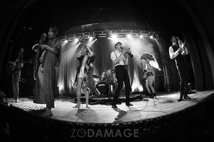 Day 24 - Woohoo Revue