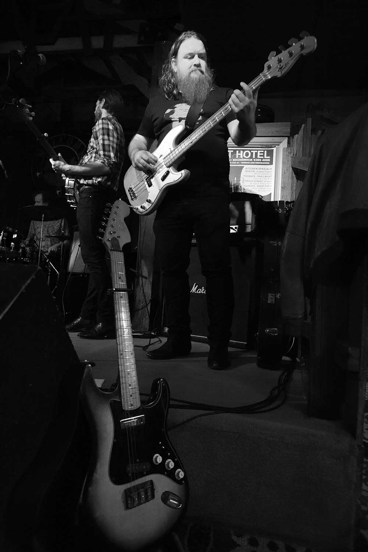 14 April 2016 – Day 50/366 – Jemma & The Clifton Hillbillies play The Retreat Hotel in Brunswick.