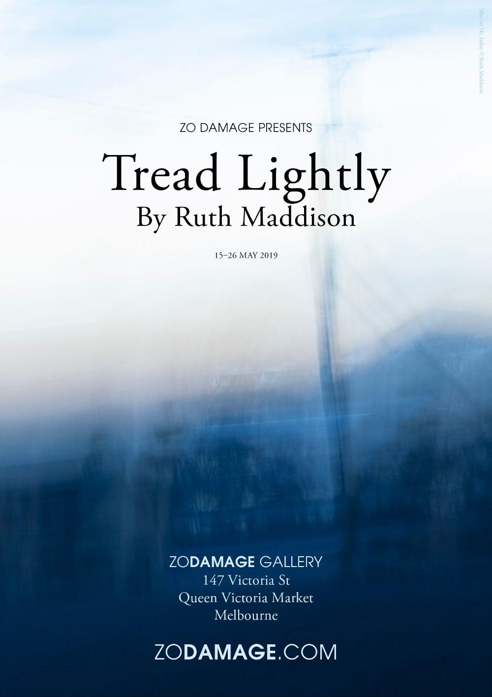 Ruth Maddison – Zo Damage guest artist
