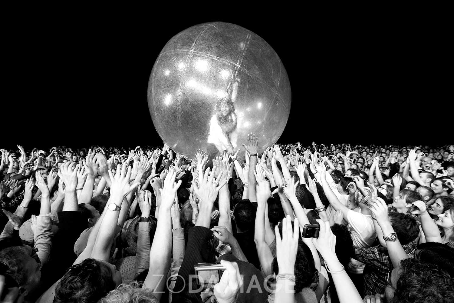 The Flaming Lips 2011 © Zo Damage