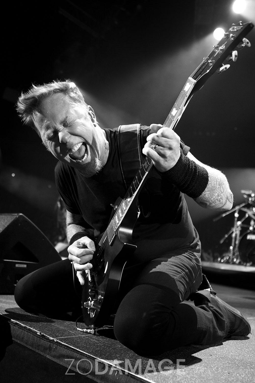 Metallica Rod Laver Arena 2010 Ltd Edition (–/50)