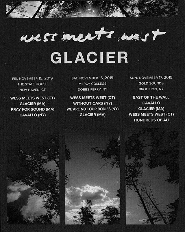 @wessmeetswest @glacierband
