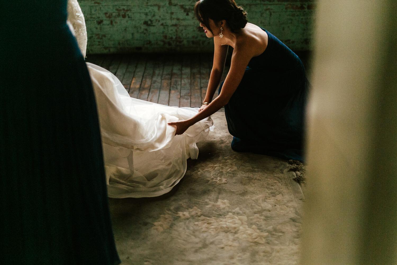 Metropolitan Building Wedding Queens, NY - Jessica & Tony x The Gathering Season 018.jpg