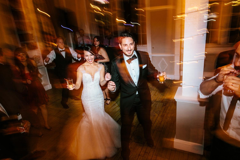 Metropolitan Building Wedding Queens, NY - Jessica & Tony x The Gathering Season 070.jpg