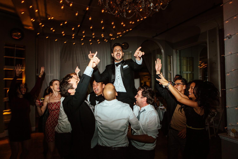 Metropolitan Building Wedding Queens, NY - Jessica & Tony x The Gathering Season 080.jpg