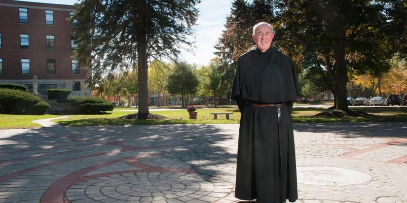 Fr. Jim Wenzel, OSA