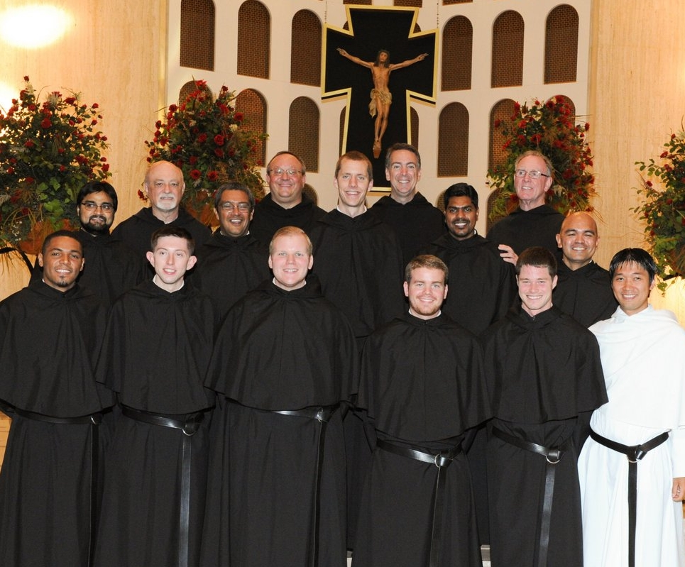 (From top left) Brother Adnan Ghani, O.S.A.; Very Rev. Michael F. DiGregorio, O.S.A., Prior Provincial of the East Coast Province of St. Thomas of Villanova; Fr. Joseph Broudou, O.S.A.; Very Rev. Bernard C. Scianna, O.S.A., Prior Provincial of the Midwest Province of Our Mother of Good Counsel and Canadian Province of St. Joseph; Brother Dan Madden, O.S.A.; Very Rev. Joseph L. Farrell, O.S.A., S.T.D., Vicar General of the Augustinian Order; Brother Sarfraz Alam, O.S.A.; Very Rev. Kevin C. Mullins, O.S.A., Prior Provincial of the West Coast Province of St. Augustine; Brother Dominic Smith, O.S.A.; (From bottom left) Brothers Elizandro Contreras, O.S.A.; Bobby Carroll, O.S.A.; Joseph Roccasalva, O.S.A.; Jeff Raths, O.S.A.; Sam Joutras, O.S.A.; and Novice Atsushi Kuwahara