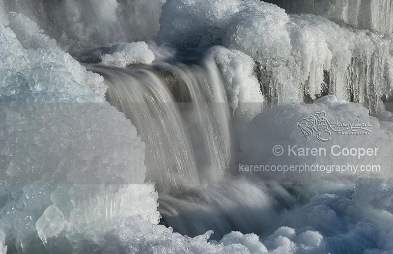 """""""Frozen Waterfall"""""""