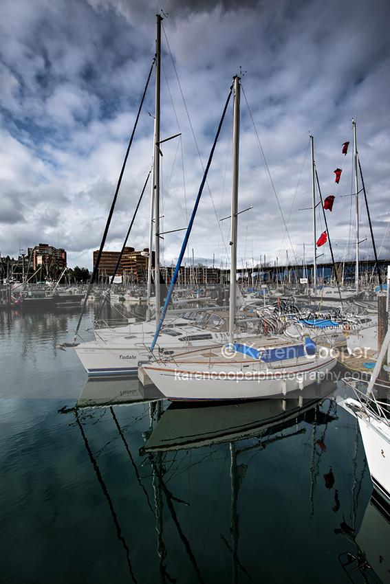 """Granville Island Yachts"""