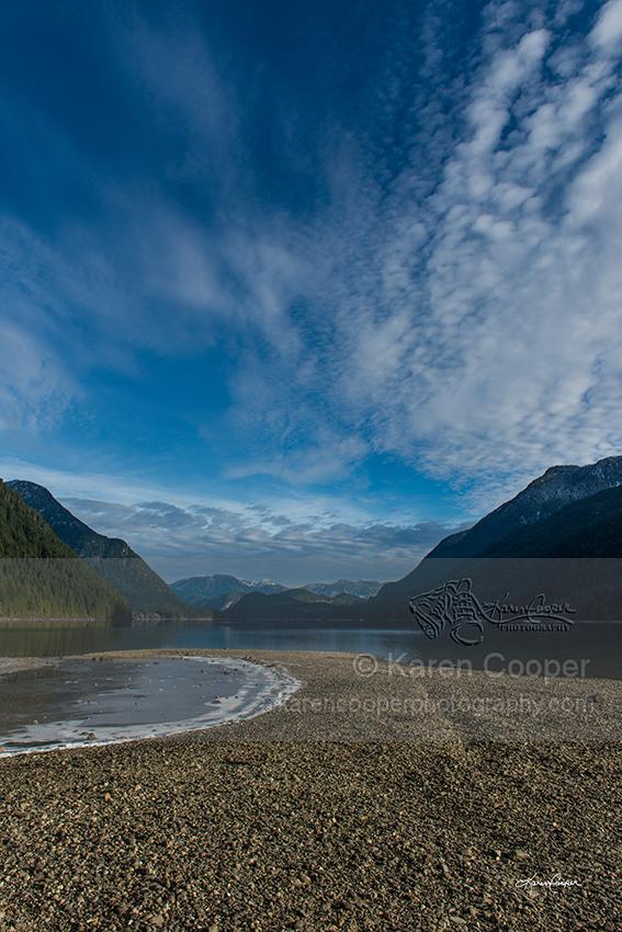 """""""Alouette Lake - Big Skies"""""""