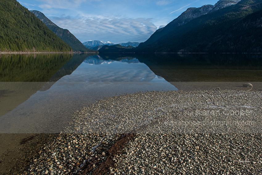 """Alouette Lake - Ice Curve"""