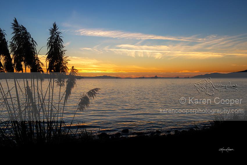 """English Bay Sunset"""