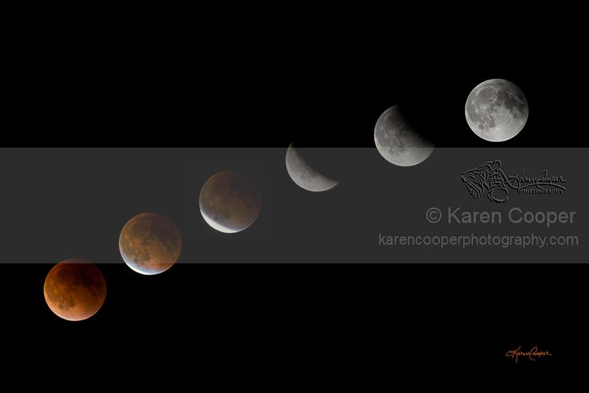 """Lunar Eclipse September 27, 2015"""