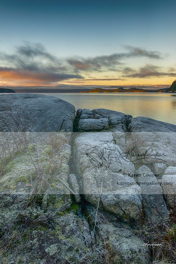 """""""Rocks at Sunrise"""""""