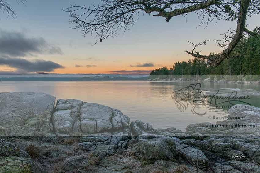 """""""Dawn at Mermaid Cove"""""""