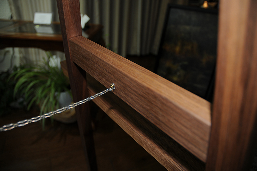 © Karen Cooper - Handmade Walnut Easels 6.jpg