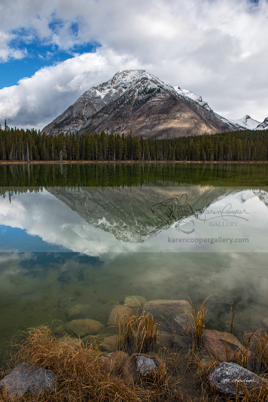 """Mount Buller Reflections"""