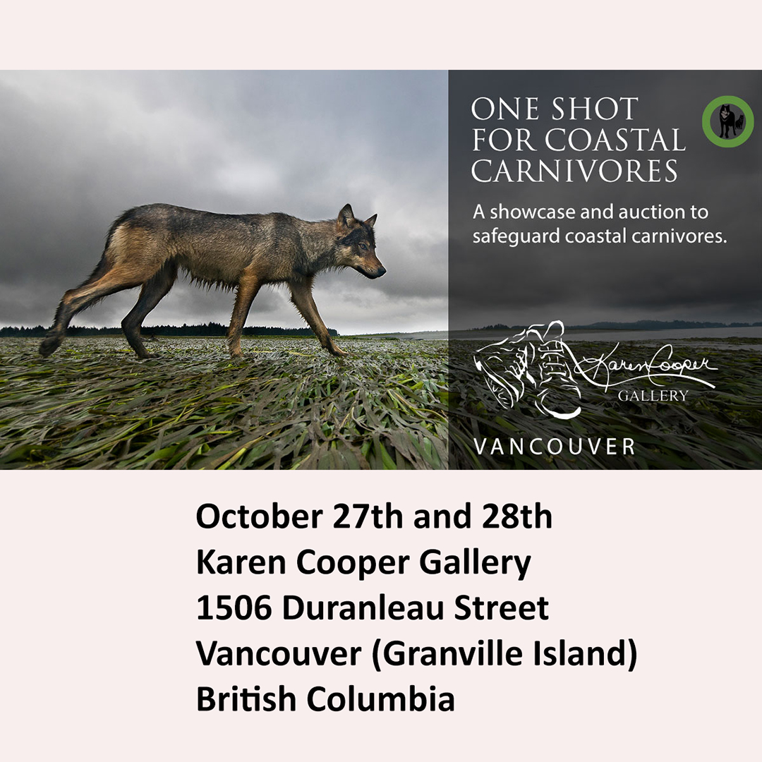Raincoast Conservation Foundation Photography Exhibit