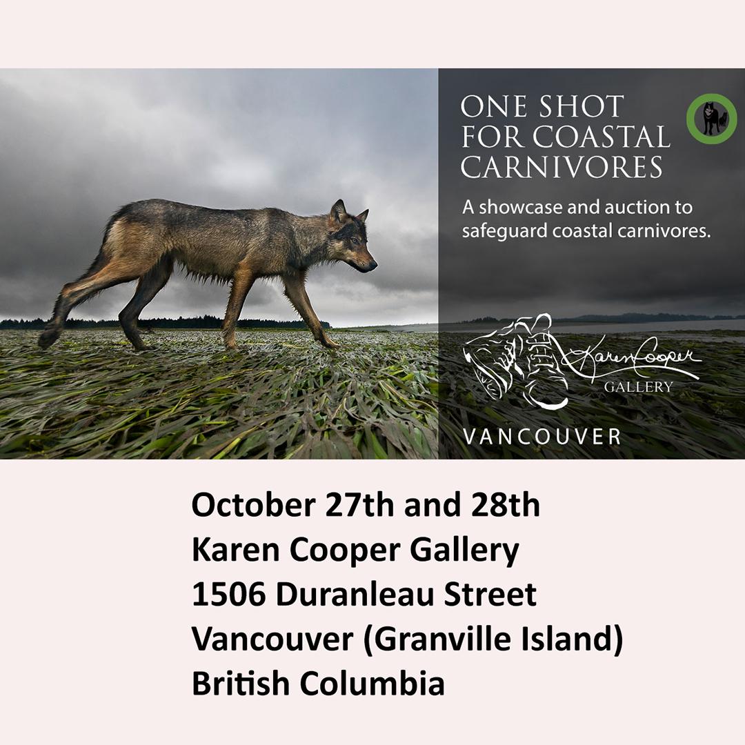 Raincoast Conservation Foundation Photography Exhibit