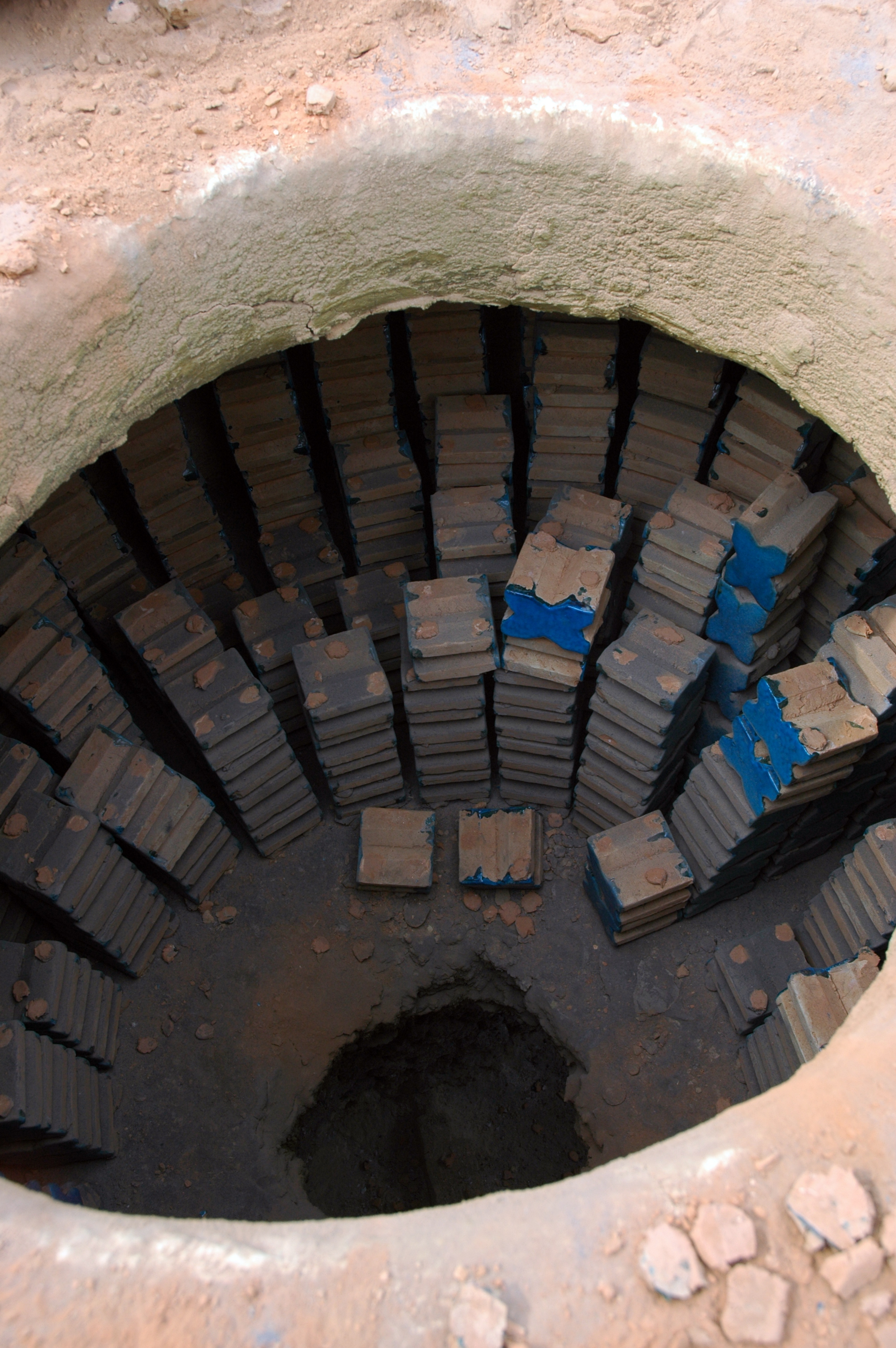 Visiting 200 year old Kiln in Interior Sindh, outside Karachi