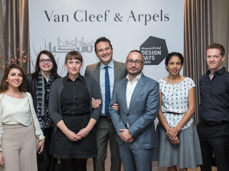Finalist in the Van Cleef & Arpels Emergent Designer Prize 2016