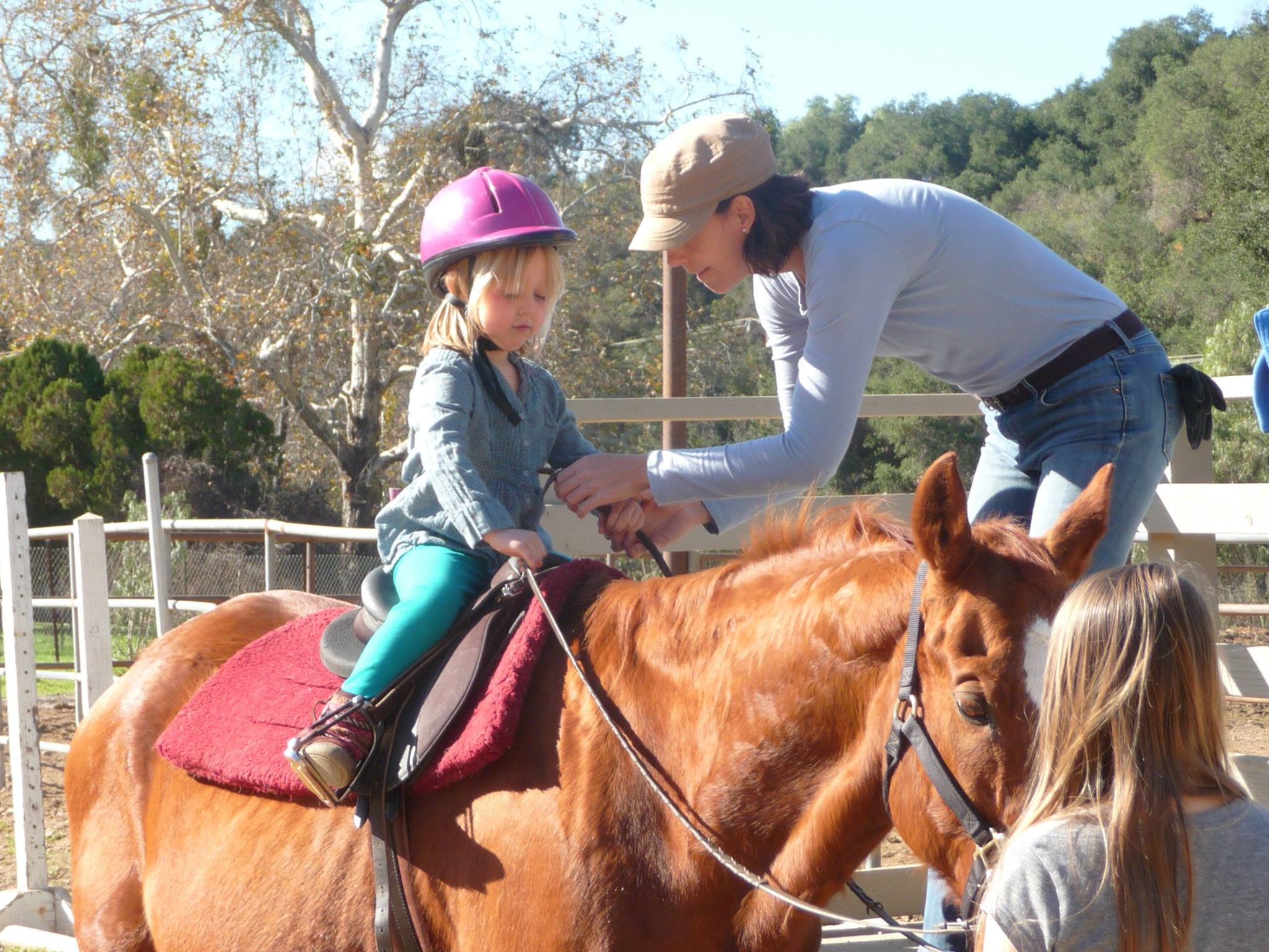 Riding Lessons for Children