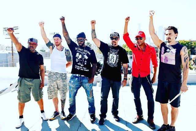 @prophetsofrage are our #featured #artists for November!  Get their self-titled full length album and Make America Rage Again.. || #prophetsofrage #rageagainstthemachine #publicenemy #cypresshill #tommorello #chuckd #breal #djlord #bradwilk #timcommerford #makeamericarageagain #rock #rap #hiphop #rage #hardrock #revolution #riffslinger #newmusic #guitar