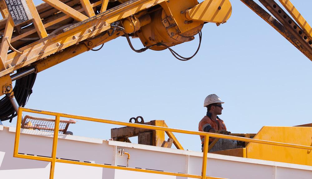 Titeline Drilling .