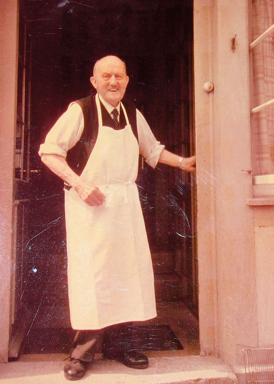 weber bäckerei birsfelden basel, zweite generation