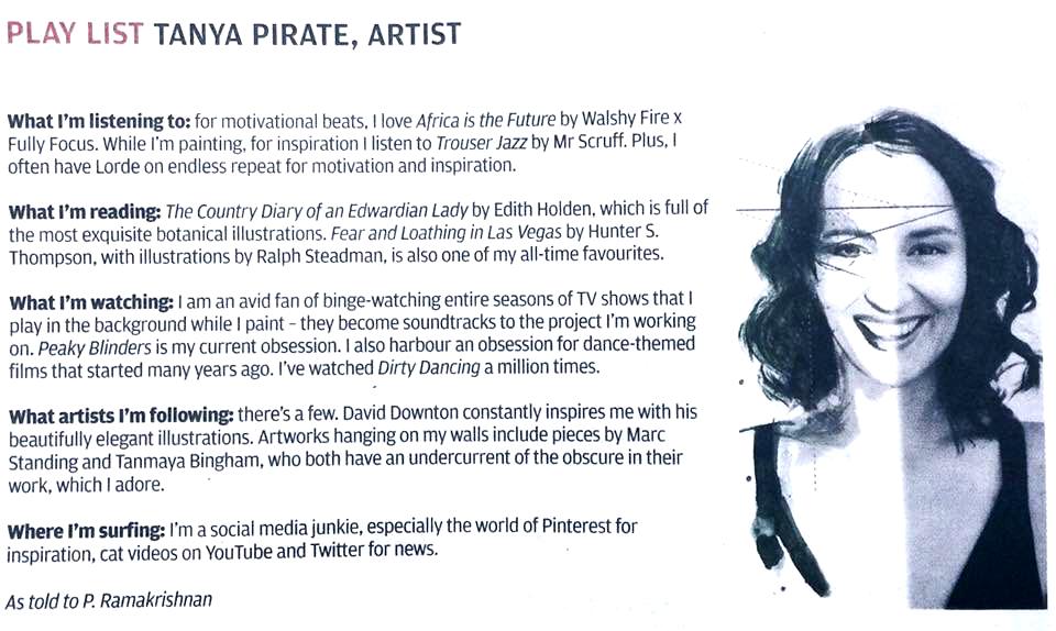 Tanya Pirate SCMP