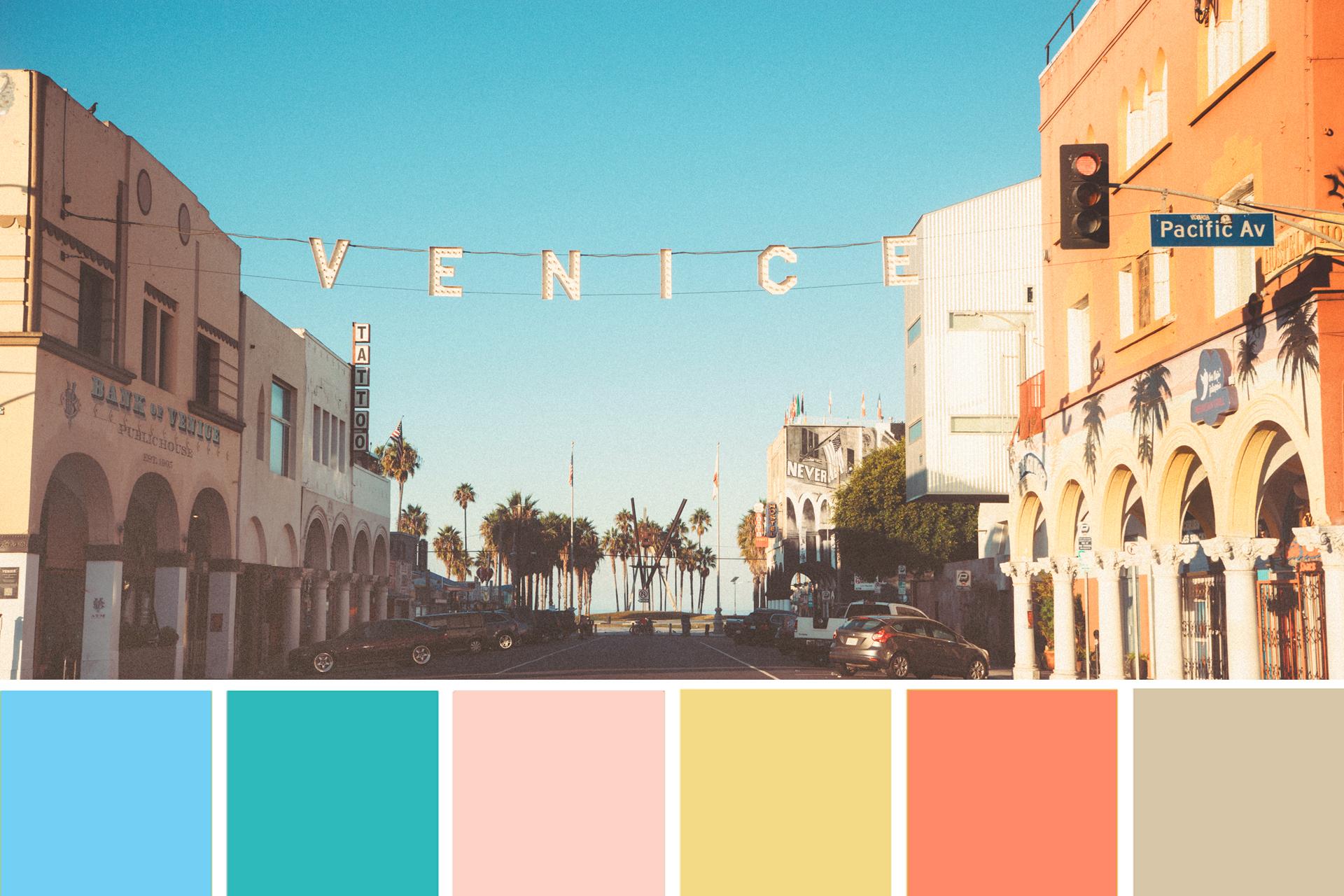 Venice Boardwalk, Los Angeles