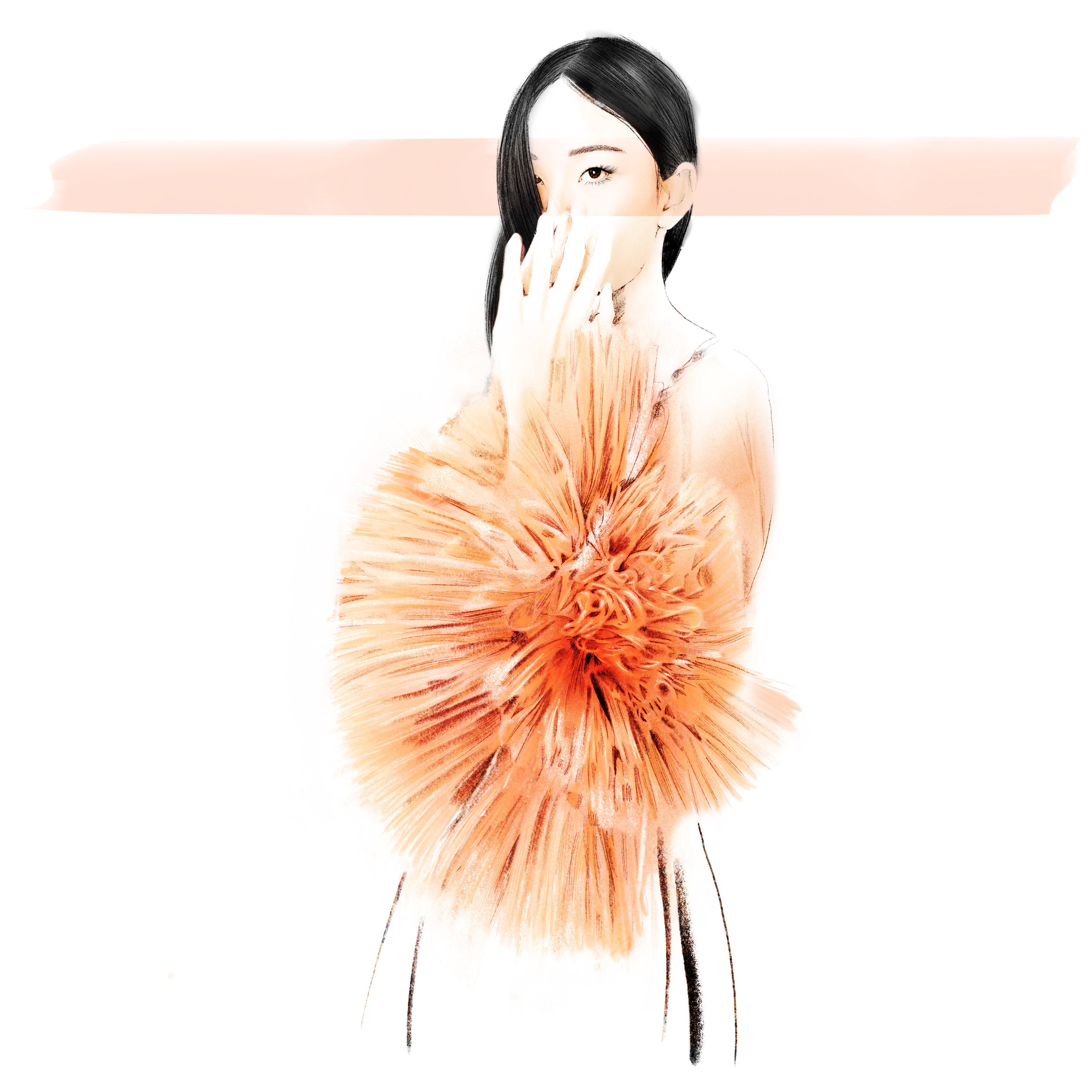 Fashion illustrator Hong Kong