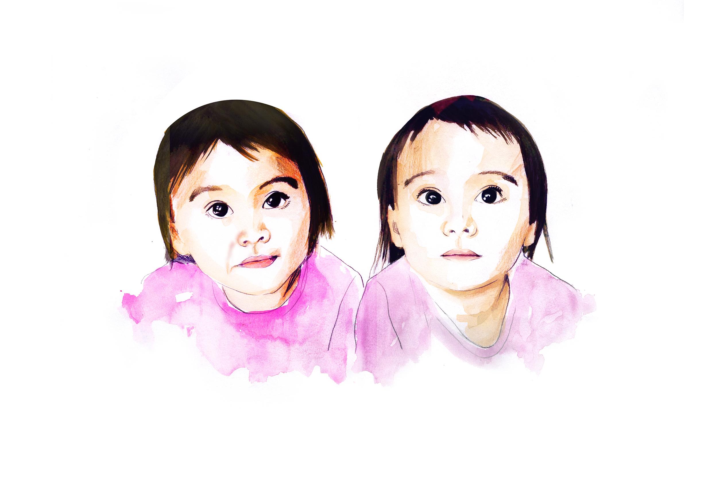 Twins watercolour portrait.jpg