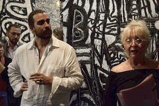 #eröffnung #ausstellung VENOME von Neal Schaap #nealschaap #künstler #galerienielaba #exhibition #installation #newart #contemporary #fineart #switzerland #bern #wellcome #thursday #friday #saturday #event #pm #visit the #extraordinary exhibition