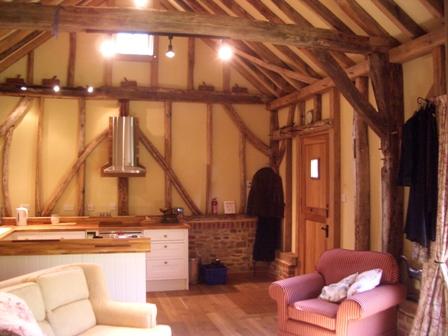 Oak Frame Farnham 9